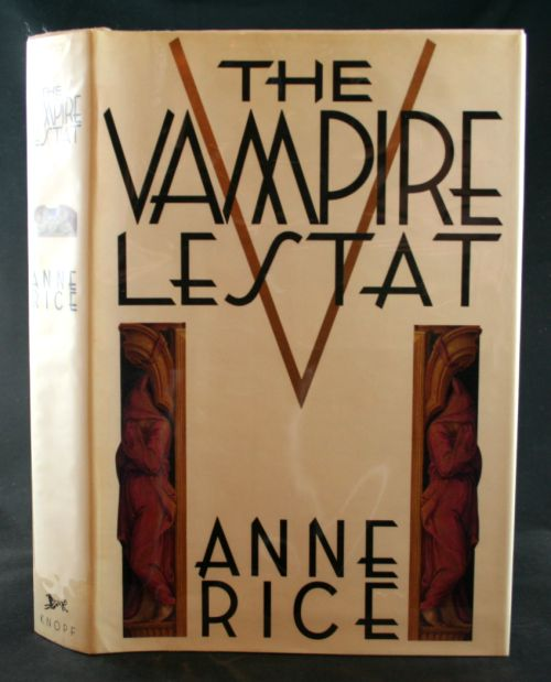 Image for The Vampire Lestat: The Second Book in The Chronicles of the Vampires