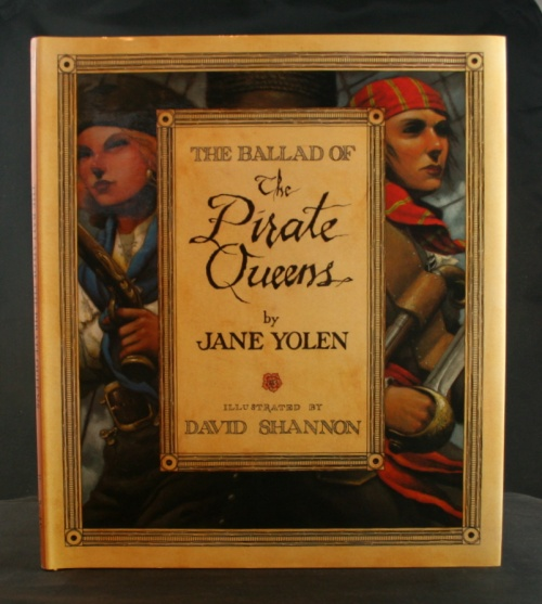 Image for The Ballad of the Pirate Queens