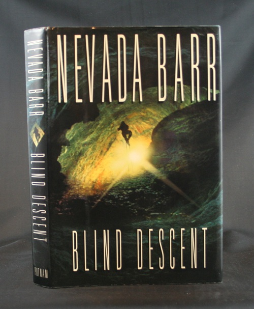 Image for Blind Descent