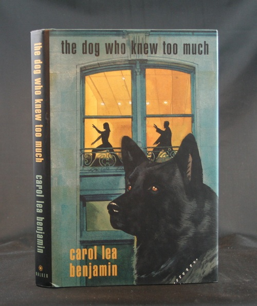 Image for The Dog Who Knew Too Much