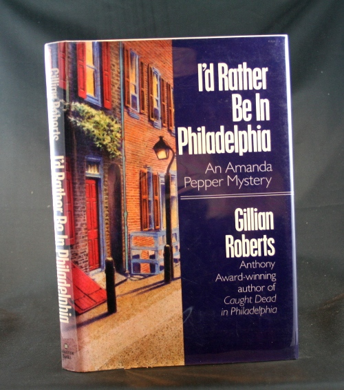 Image for I'd Rather Be In Philadelphia