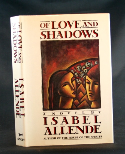 Image for Of Love and Shadows