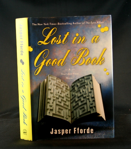 Image for Lost in a Good Book