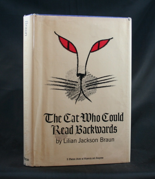 Image for The Cat Who Could Read Backwards