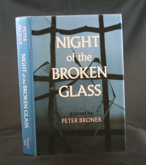 Image for Night of the Broken Glass