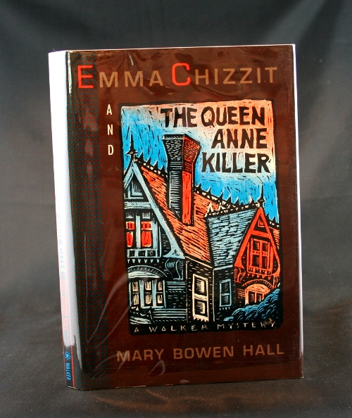 Image for Emma Chizzit and the Queen Anne Killer