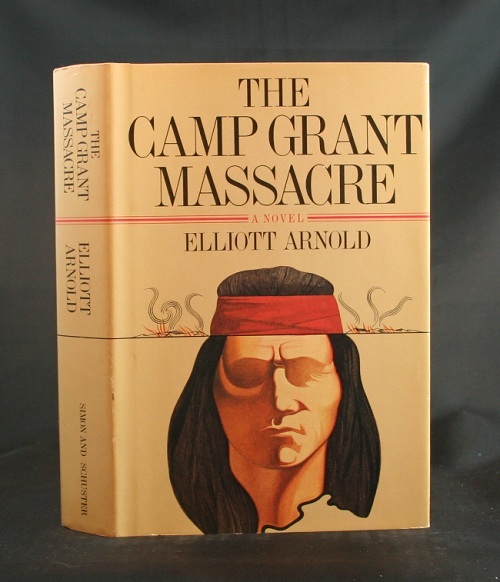 Image for The Camp Grant Massacre