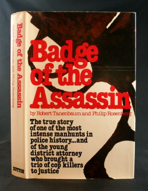Image for Badge of the Assassin