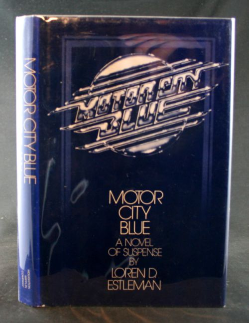 Image for Motor City Blue