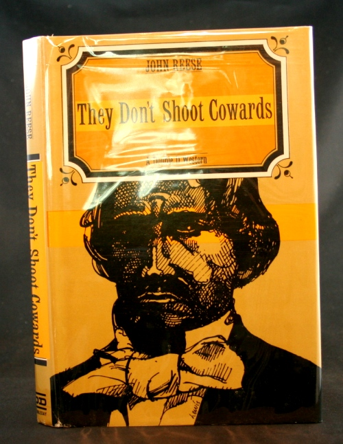 Image for They Don't Shoot Cowards