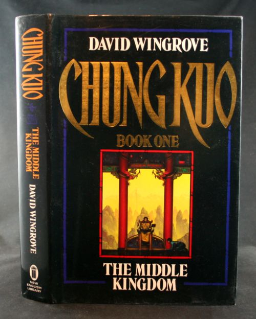 Image for Chung Kuo Book One: The Middle Kingdom