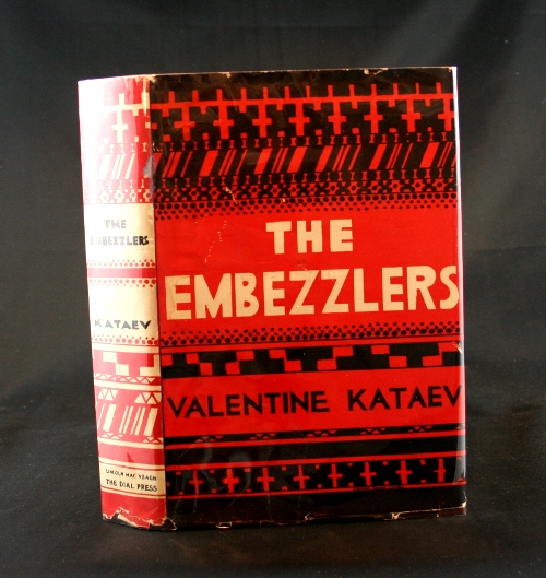 Image for The Embezzlers