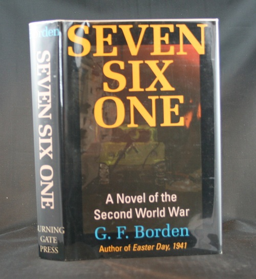 Image for Seven Six One: A Novel of the Second World War