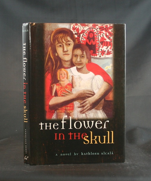 Image for The Flower in the Skull