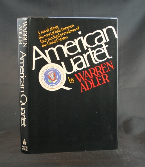 Image for American Quartet