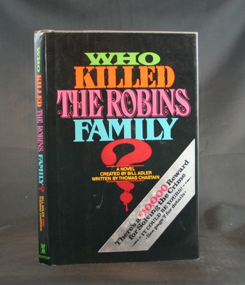 Image for Who Killed the Robins Family?