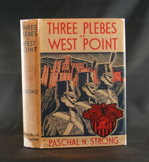 Image for Three Plebes at West Point