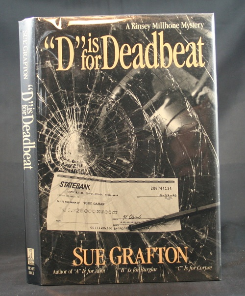 "Image for ""D"" is for Deadbeat"