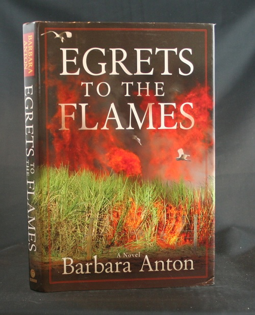 Image for Egrets to the Flames
