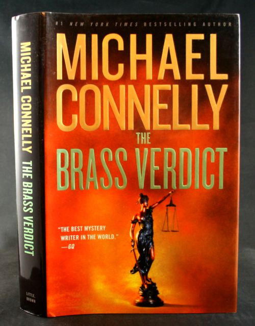 Image for The Brass Verdict