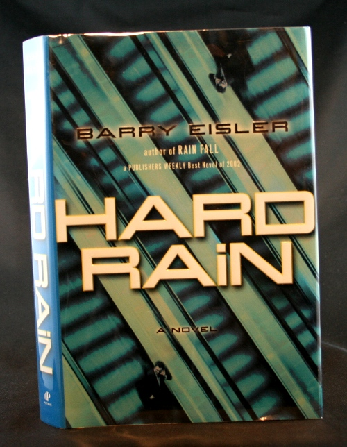 Image for Hard Rain: A Novel