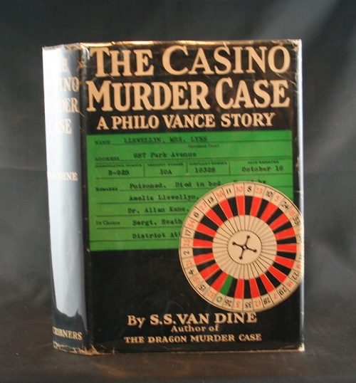 Image for The Casino Murder Case