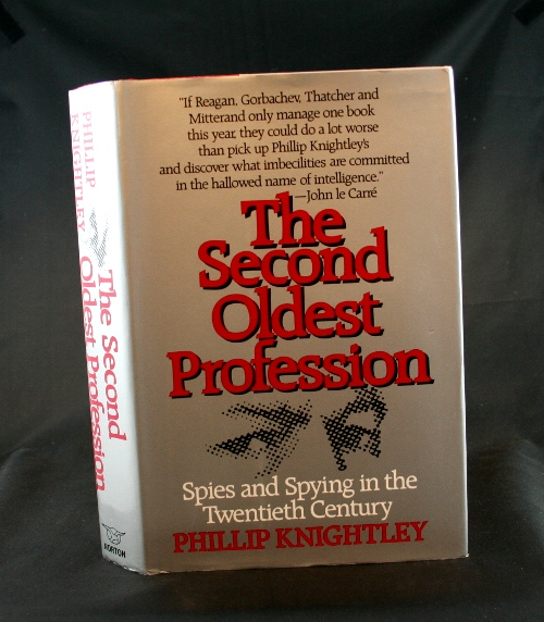 Image for The Second Oldest Profession: Spies and Spying in the Twentieth Century