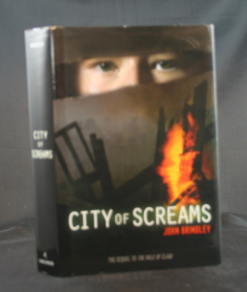 Image for City of Screams