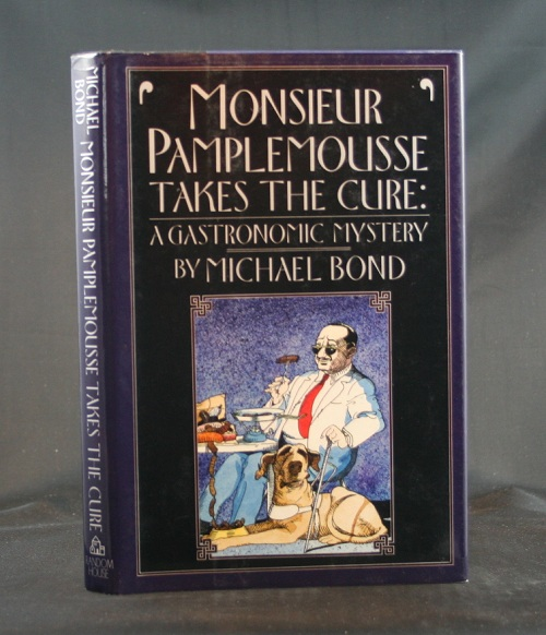 Image for Monsieur Pamplemousse Takes the Cure: A Gastronomic Mystery
