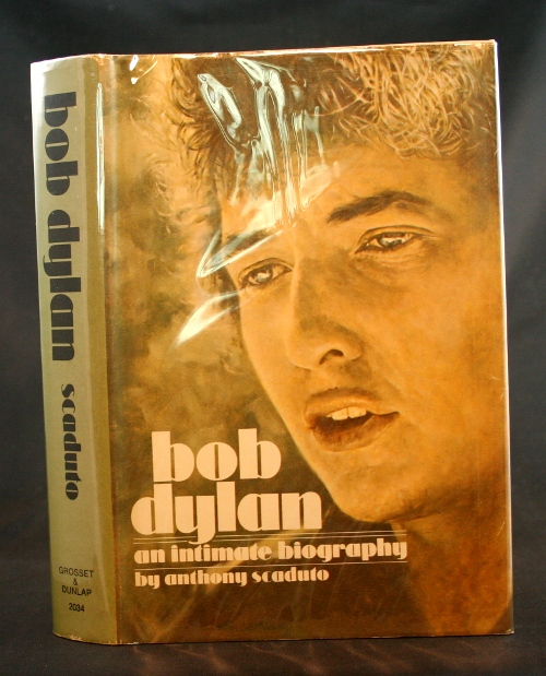 Image for Bob Dylan: An Intimate Biography