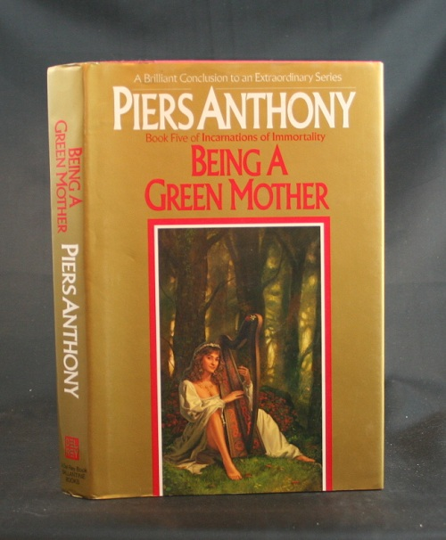 Image for Being a Green Mother