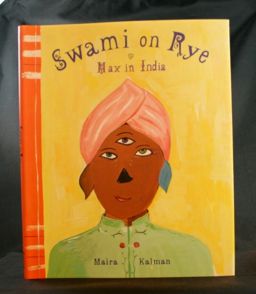 Image for Swami on Rye: Max in India