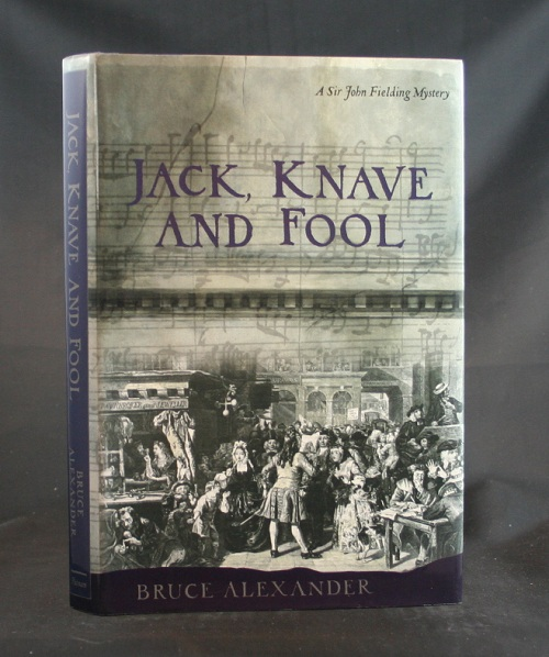 Image for Jack, Knave and Fool: A Sir John Fielding Mystery