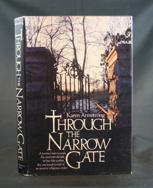 Image for Through the Narrow Gate
