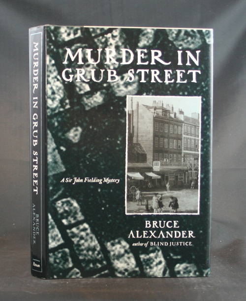 Image for Murder in Grub Street: A Sir John Fielding Mystery