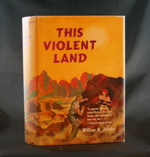 Image for This Violent Land