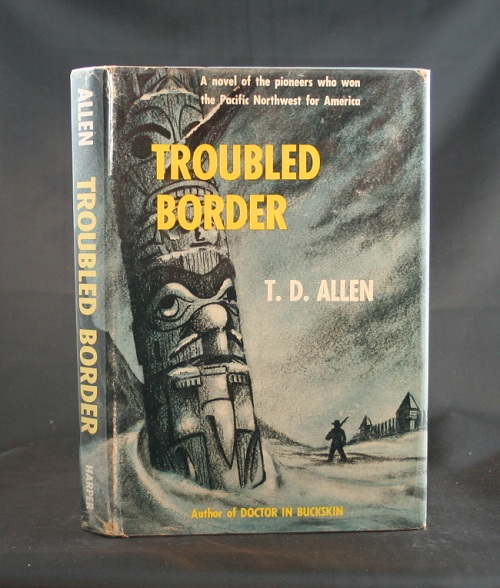 Image for Troubled Border