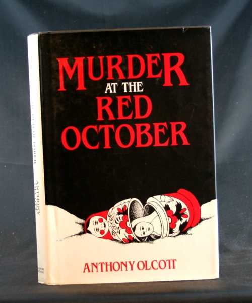 Image for Murder at the Red October