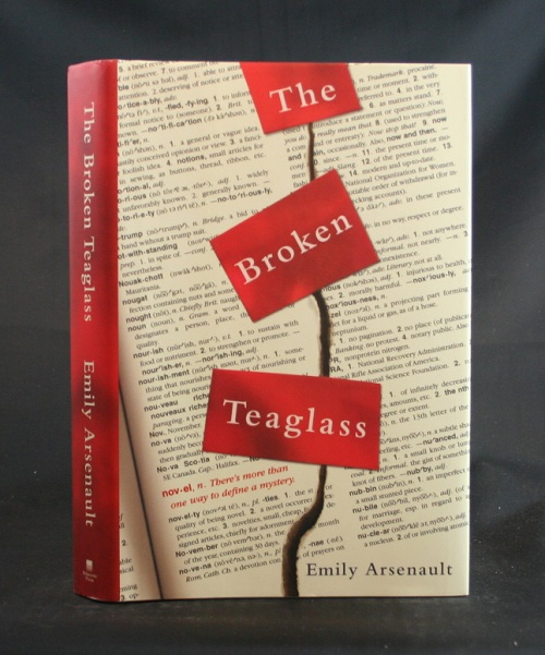 Image for The Broken Teaglass