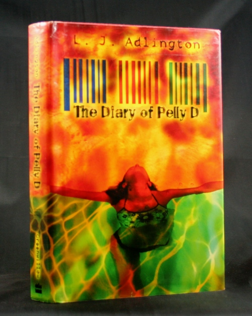 Image for The Diary of Pelly D