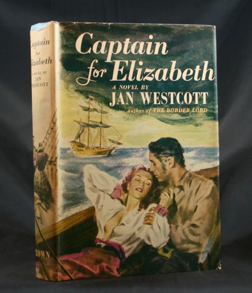 Image for Captain for Elizabeth