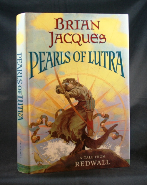 Image for Pearls of Lutra: A Tale From Redwall