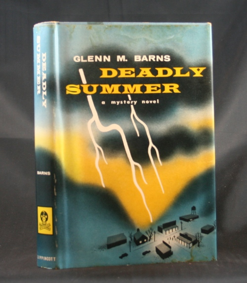 Image for Deadly Summer: A Mystery Novel