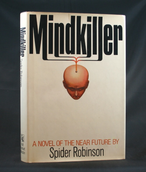 Image for Mindkiller: A Novel of the Near Future