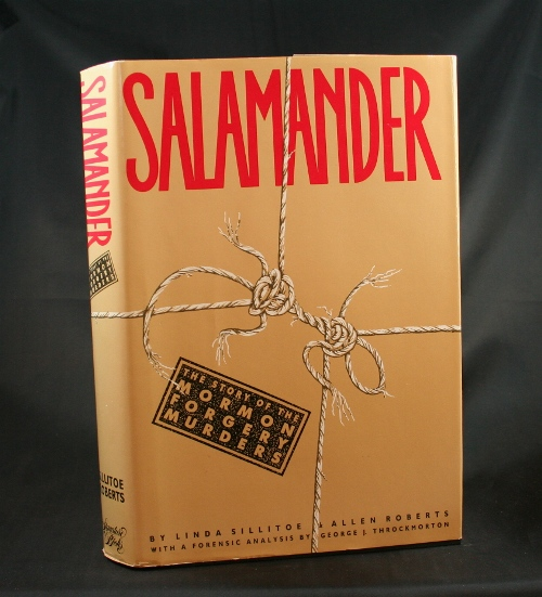 Image for Salamander: The Story of the Mormon Forgery Murders