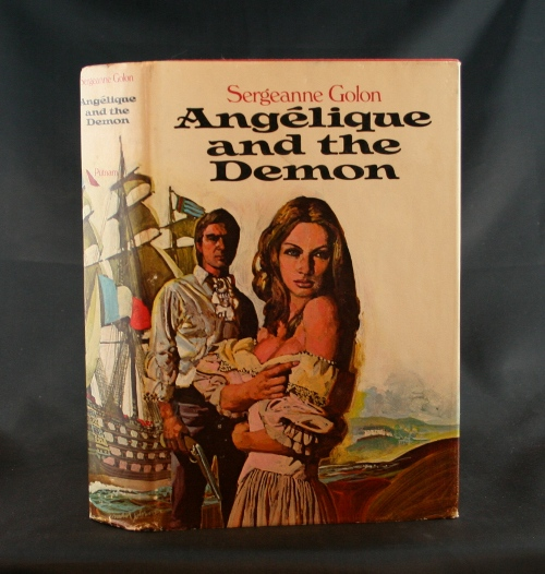 Image for Angelique and the Demon