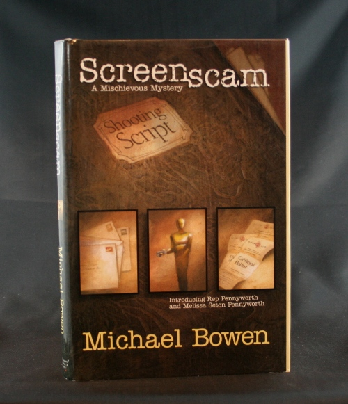 Image for Screenscam: A Mischievous Mystery