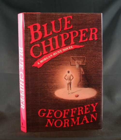 Image for Blue Chipper: A Morgan Hunt Novel