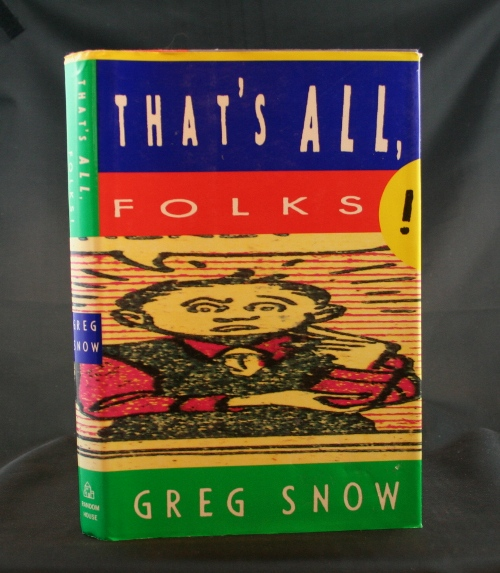 Image for That's All Folks!: A Novel