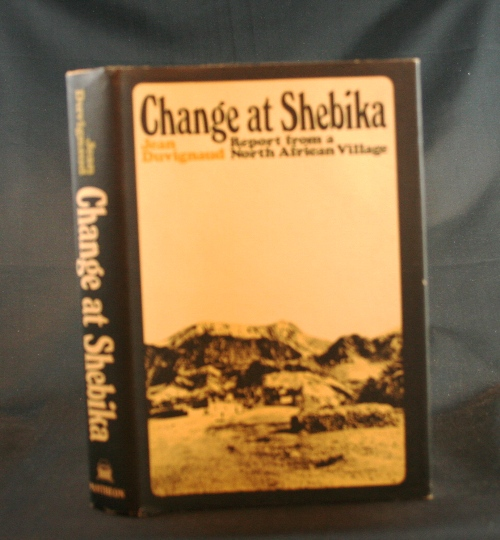 Image for Change at Shebika: Report from a North African Village
